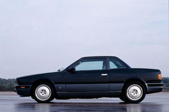 Review Maserati Karif 1989 92