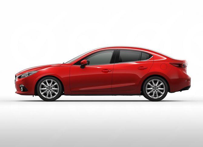 Review: Mazda BM Mazda3 (2013 16)