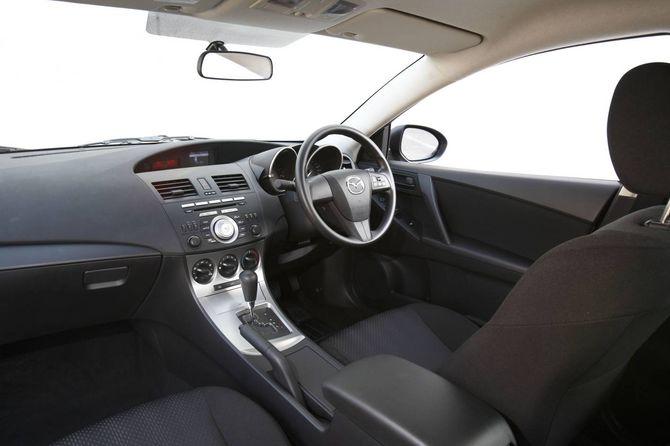 Review Mazda Bl Mazda3 2009 13