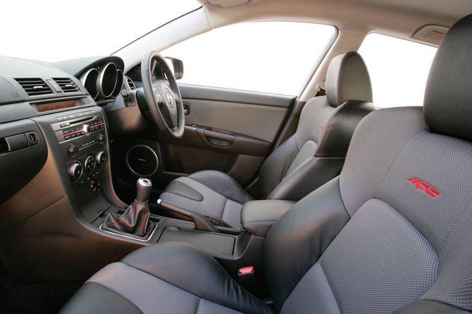 Mazda3 MPS Review (BK: 2006-09)