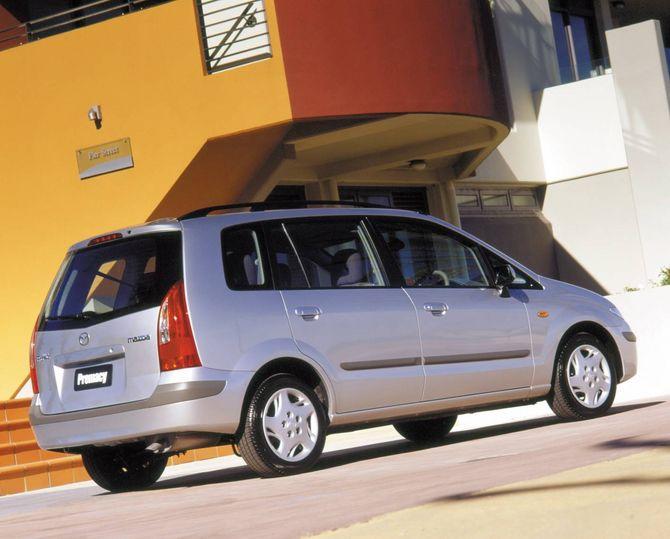 Mazda Premacy Review 2001