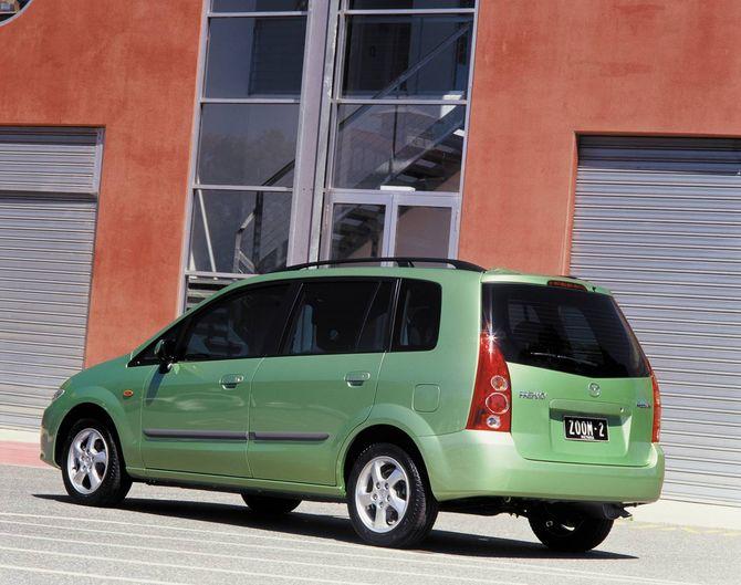 Review Mazda Cp.ii Premacy