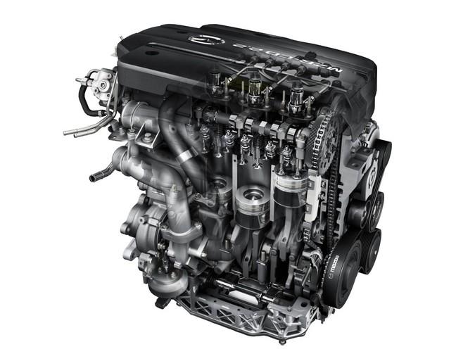Mzr Cd R2 2008 Mazda Diesel Engine