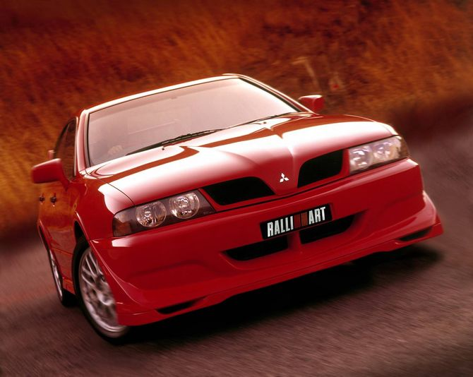 Review mitsubishi tj ralliart magna 2002 03 for Magna motors mazda volvo evansville in