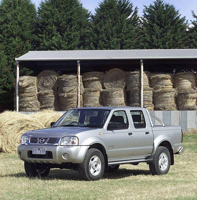 Nissan D22 Navara Utility Review 1997 14 St R St Dx