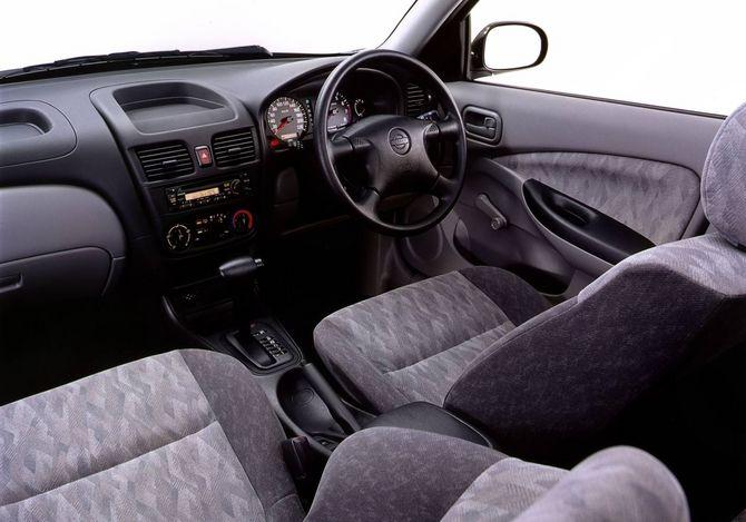 Review Nissan N16 Pulsar Sedan 2000 05