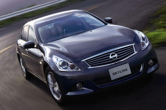 Review: Nissan V36.II Skyline (2010-14)