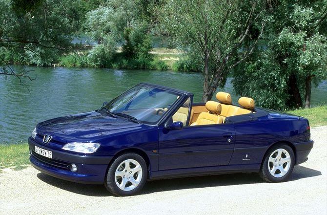 review peugeot n5 306 cabriolet 1997 02. Black Bedroom Furniture Sets. Home Design Ideas