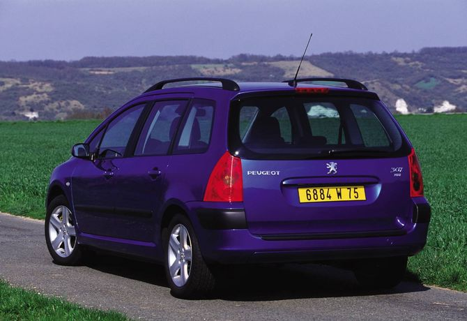 images: peugeot t5 and t6 307 (2001-07)
