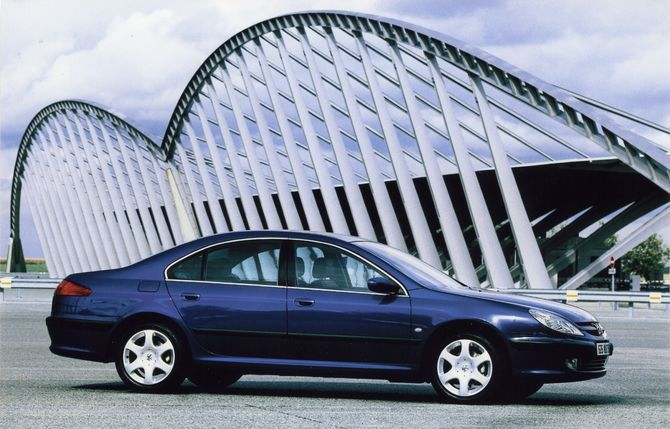 Peugeot 607 Review: 2001 to 2009