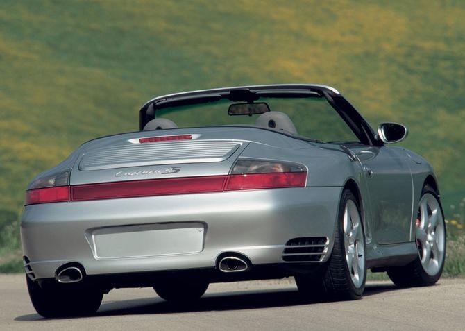 review porsche 996 911 cabriolet 1998 05. Black Bedroom Furniture Sets. Home Design Ideas