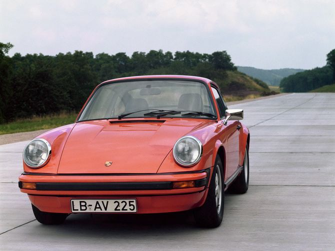 Porsche Coupe Classic Ser