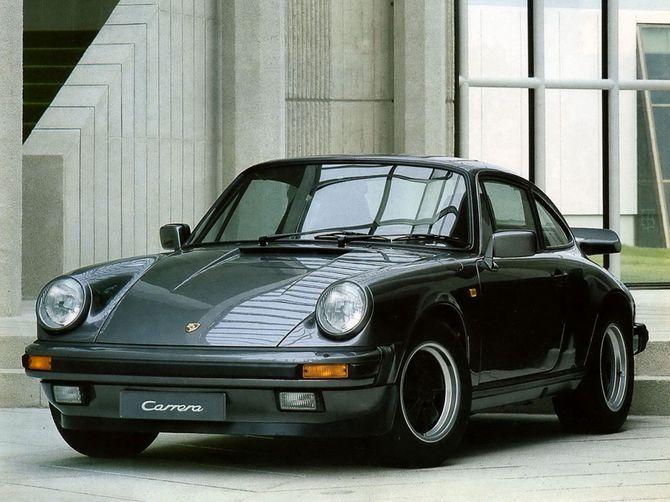 Porsche 911 Coupe Review: 1983-1989