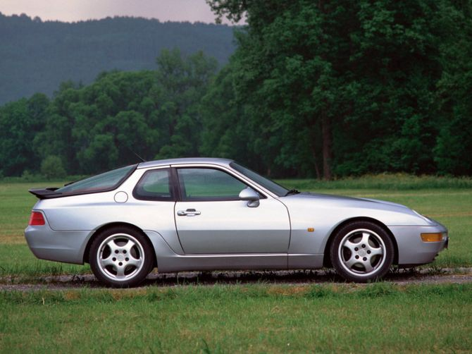 Review Porsche 968 1992 94