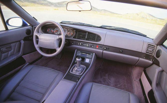 Porsche 968 Cabriolet Review 1992 To 1994