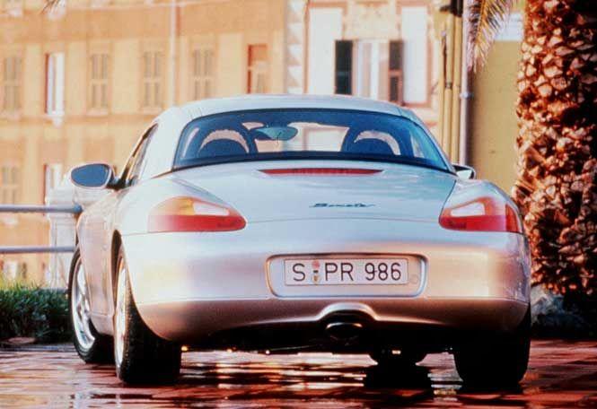 Review Porsche 986 Boxster 1997 04