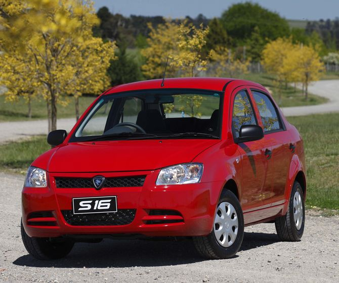 2009 Smart Fortwo Transmission: Review: Proton BLM S16 (2009-on