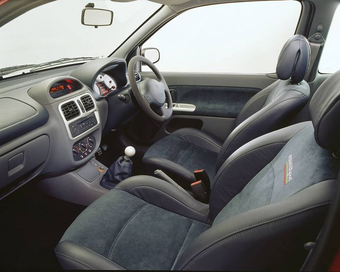 Renault Clio Rs 172 182 Review X65 2001 06