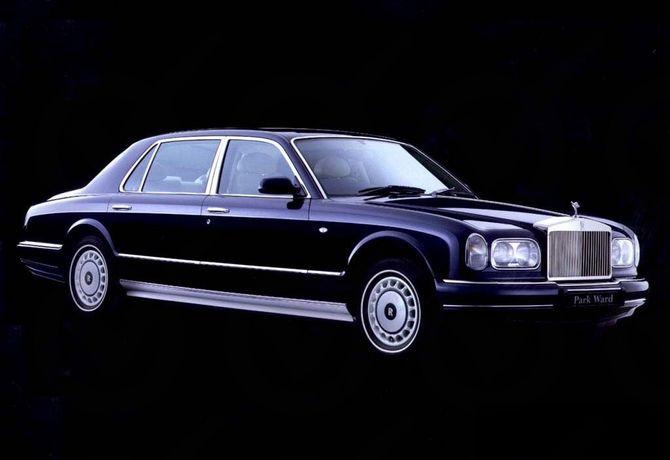 Review Rolls Royce Park Ward 2000 02