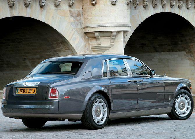 Review Rolls Royce 1s68 Phantom 2003 17