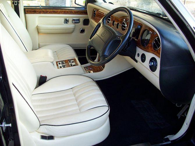 Review Rolls Royce Mk Iv Silver Spirit 1995 96