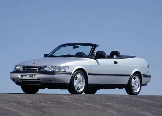 review saab mk 2 900 convertible 1994 98. Black Bedroom Furniture Sets. Home Design Ideas