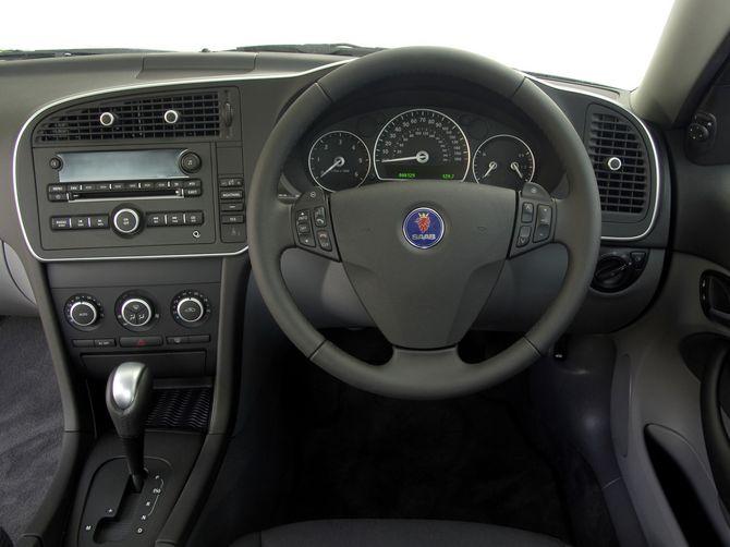 2006 Saab Mk2 I 9 3 SportCombi