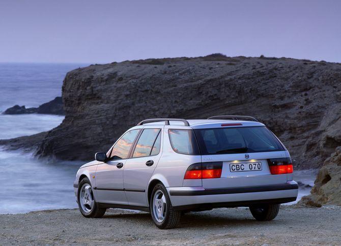 Saab Estate Mk Ser on 2000 Saab 9 5 Problems