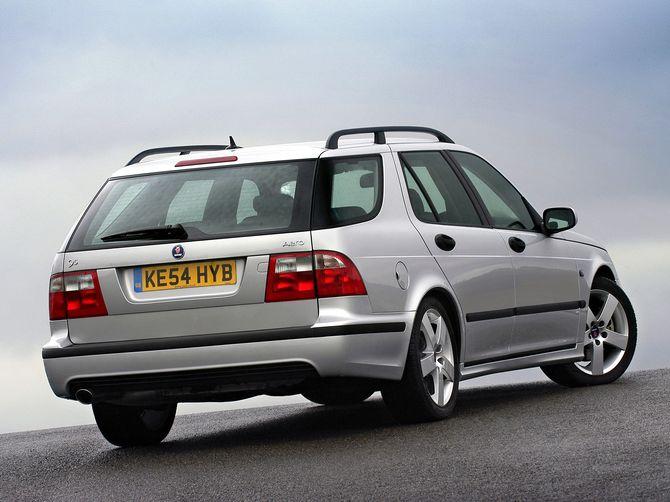 Review Saab Mk1 II 9 5 SportEstate 2001 06