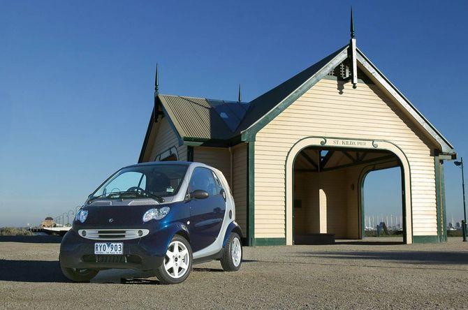 SMART ForTwo specs & photos - automotive news & car reviews