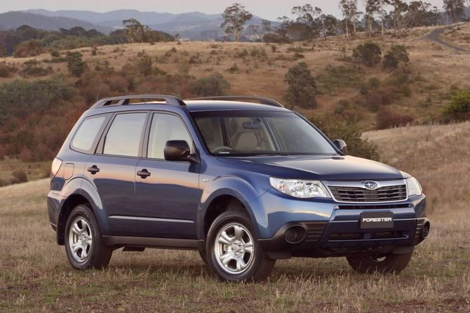 Subaru SH Forester Review (2008-12): X, XS, XT, Diesel