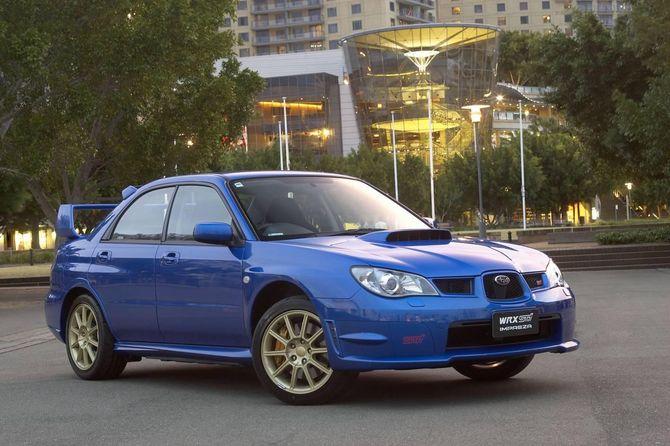 Review: Subaru GD/GG Impreza WRX (2000-07)