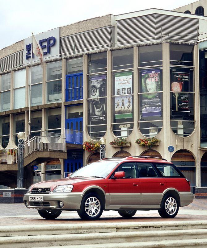Subaru BH Outback Review (1998-03): 2 5i and 3 0i H6