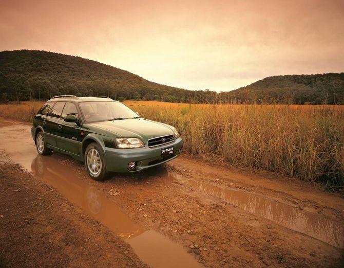 Review: Subaru BH Outback (1998-03)