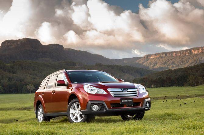 Review: Subaru BR Outback (2009-14)