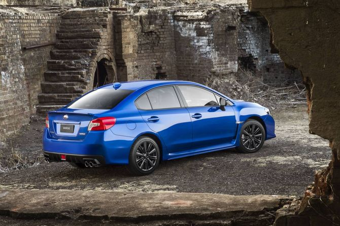 Review Subaru V1 Wrx 2014 On