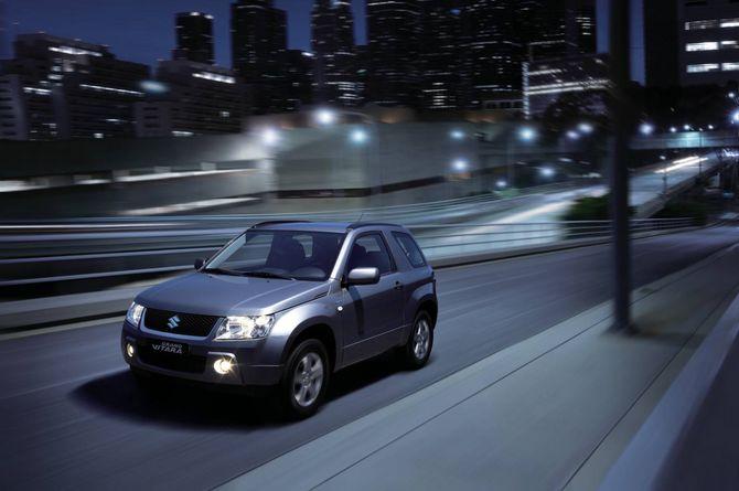 Review Suzuki Jb Grand Vitara 2005 08