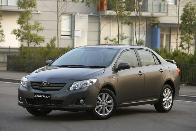 Exceptional Review: Toyota E150.I Corolla (2007 10)