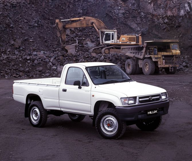 Review: Toyota Mk.6 Hilux Utility (1997-05