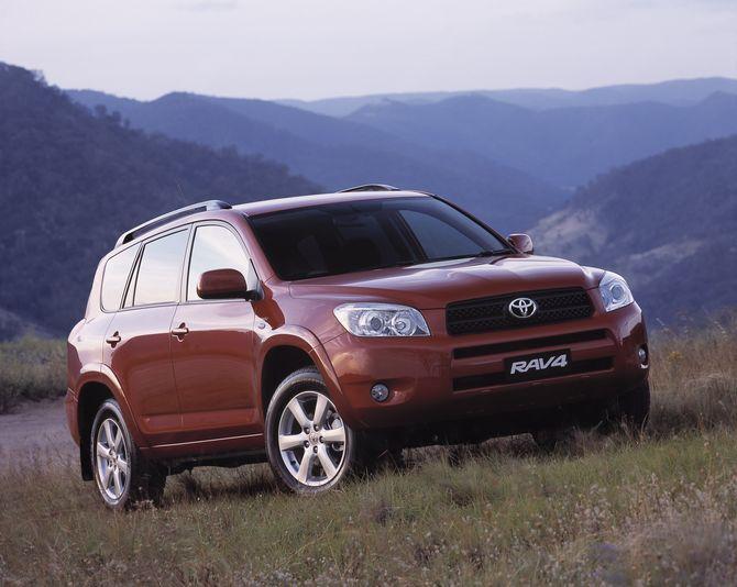 Review: Toyota XA30 RAV4 (2006-12)