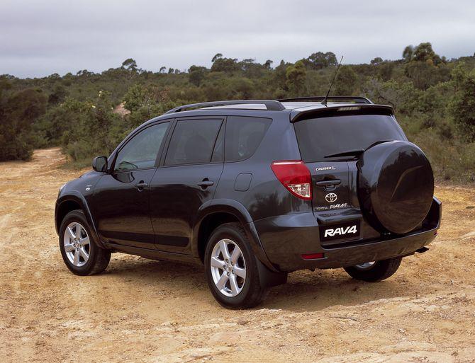 Review: Toyota XA30.I RAV4 (2006 08)