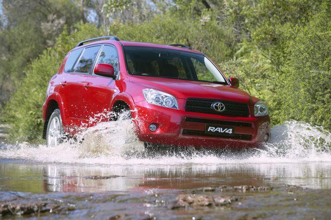 Review toyota xa30 rav4 2006 12 - Toyota rav4 2eme generation 3 portes ...