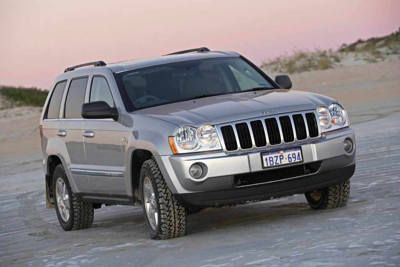 Jeep Grand Cherokee Review Wh 2005 10
