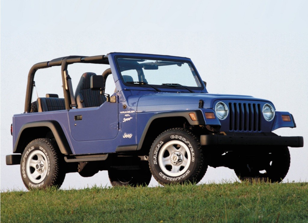 Problems and Recalls: Jeep TJ Wrangler (1996-07)