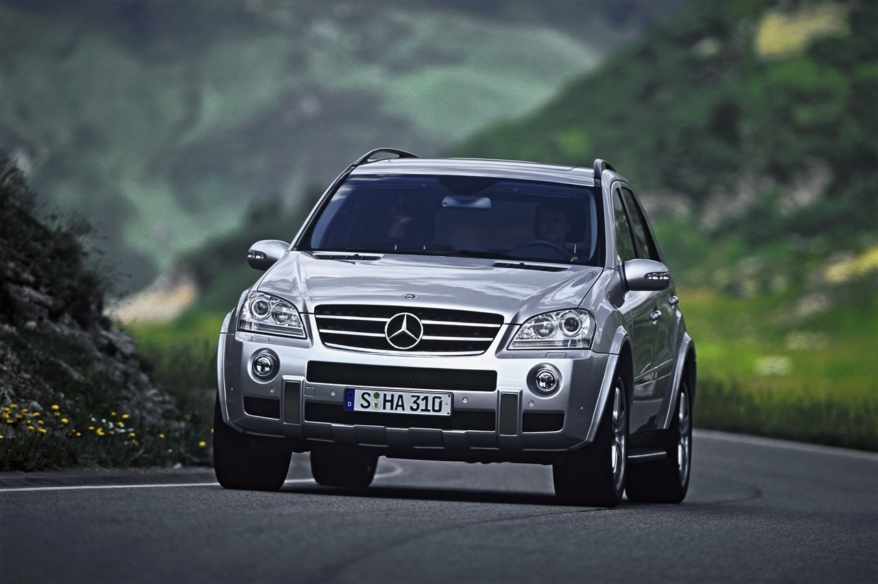 Problems and Recalls: Mercedes W164 ML63 AMG (2006-11)