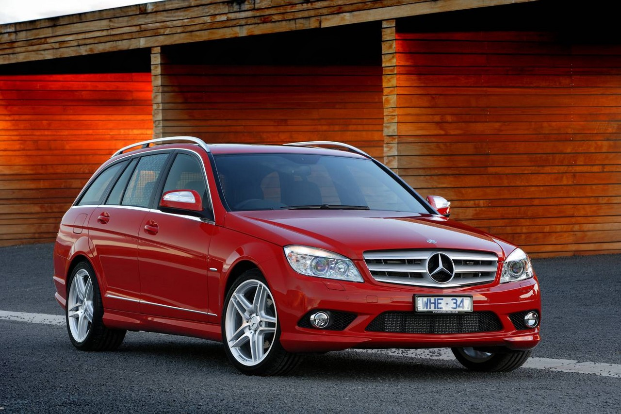 Review: Mercedes S204 C-Class Estate (2008-14) | C200 and C250