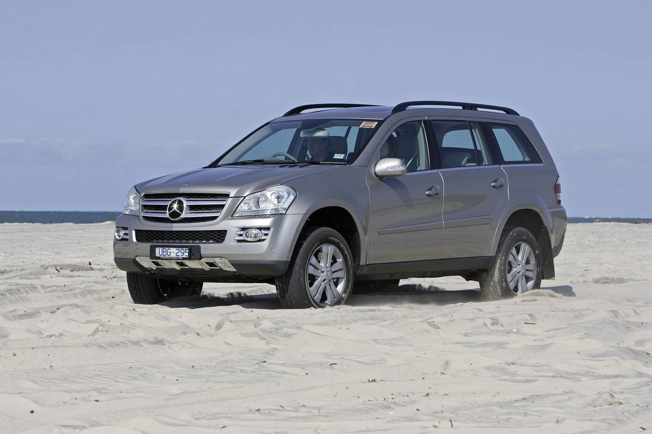 Problems and Recalls: Mercedes X164 GL-Class (2006-12)