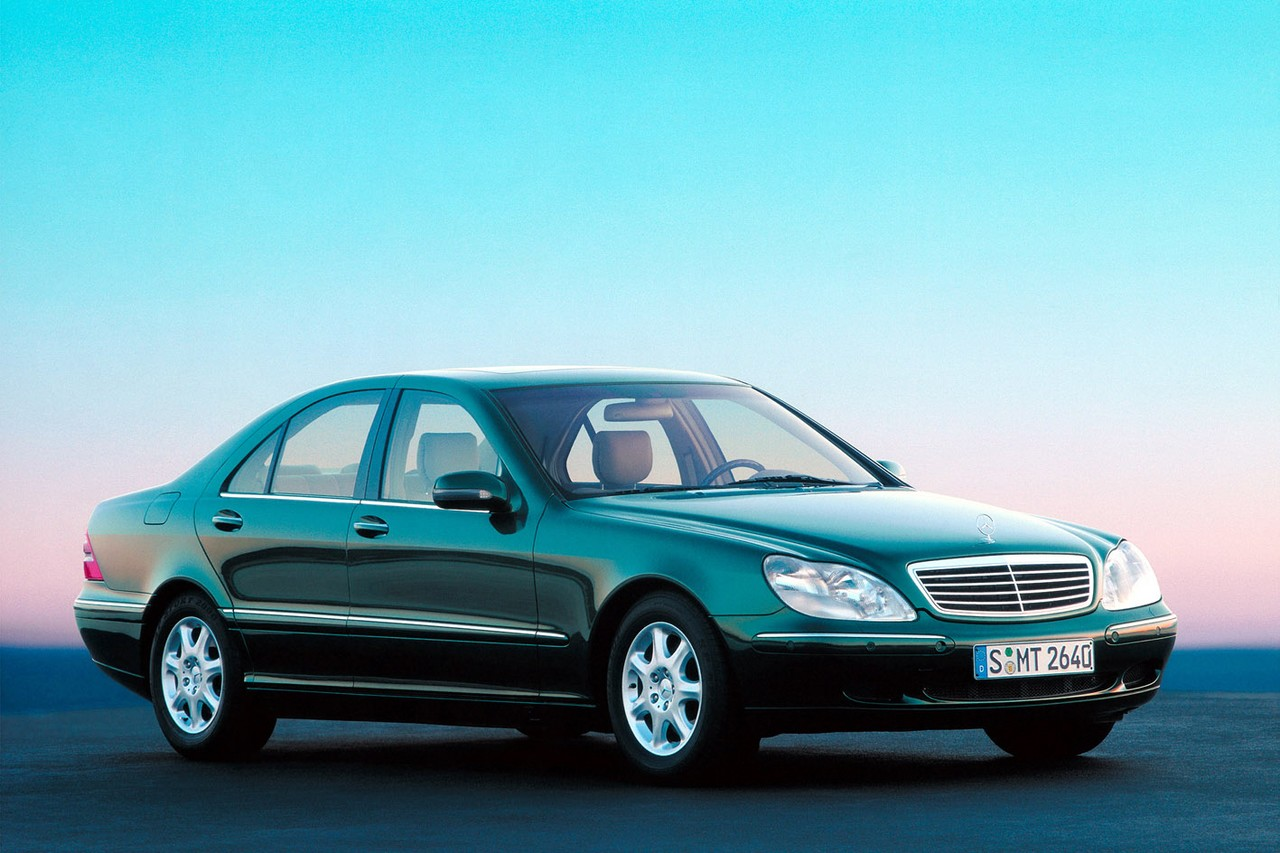 Problems And Recalls Mercedes W220 V220 S Class 1999 06