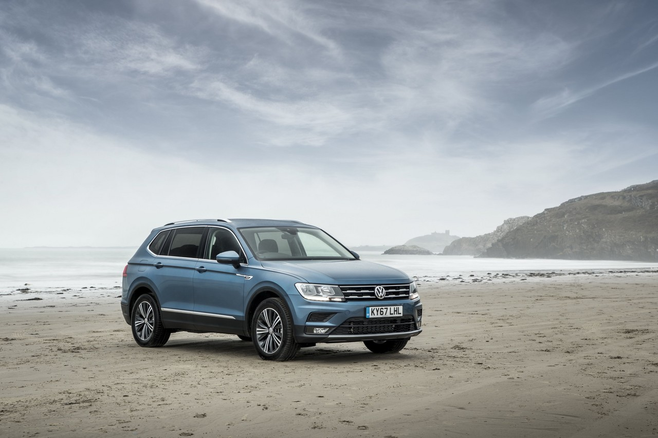 Problems and Recalls: Volkswagen AD1 Tiguan Allspace (2018-on)
