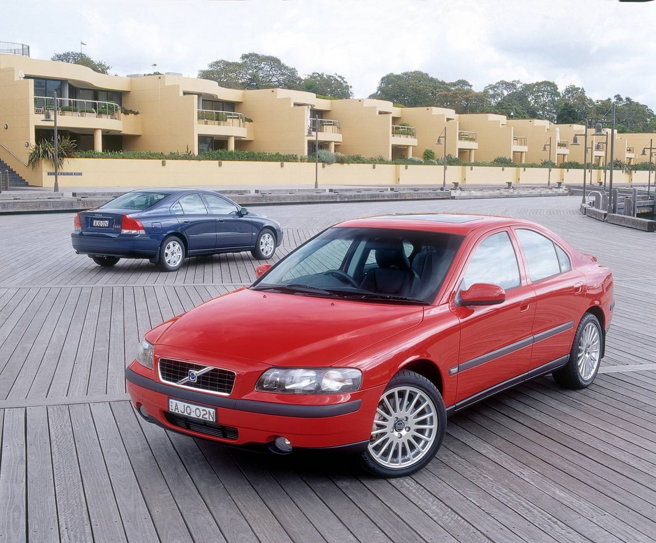 Review Volvo S60 2001 09 2 4 2 4t Awd T5 And R